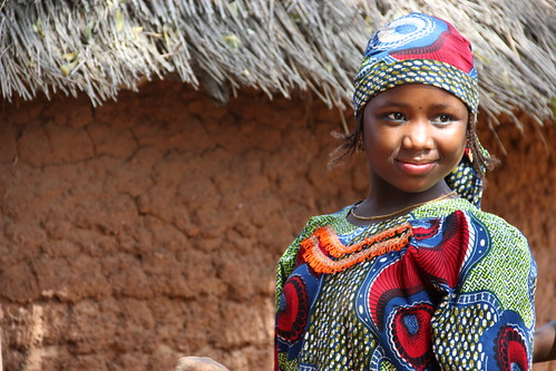 Hadiza, from Yanduna community, Katsina, Nigeria | by DFID - UK Department for International Development