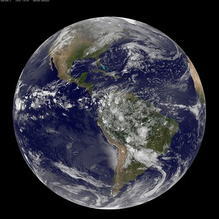 Satellite View of the Americas on Earth Day | by NASA Goddard Photo and Video