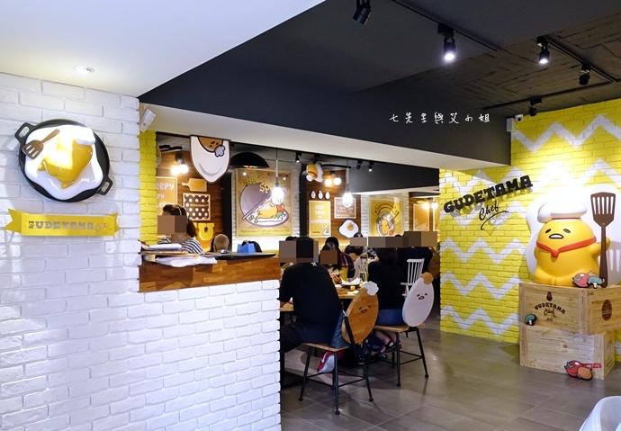 9 Gudetama Chef 蛋黃哥五星主廚餐廳 台北東區美食