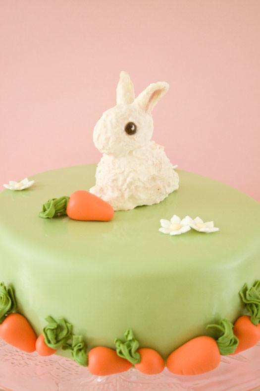 Bunny Birthday Cake 1 Birthday Cake Made Last Summer For M Flickr