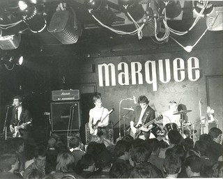 The Chords - Marquee Club London, 1979 - Soho | by Paul-M-Wright