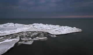 Ice float in Lake Michigan | by jeff_a_goldberg