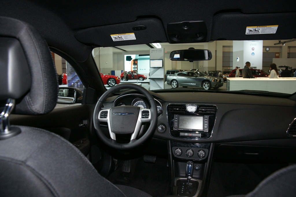 ... 2012 Chrysler 200 Interior | By Channaher