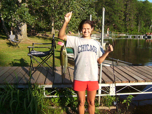 Fishing vacation in wisconsin 39 s northwoods delta lodge for Northern wisconsin fishing resorts