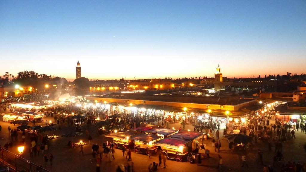 """Résultat de recherche d'images pour """"marrakech night"""""""