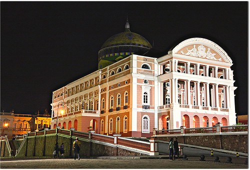 Amazon Theatre - Manaus, Amazonas | by Francisco Aragão
