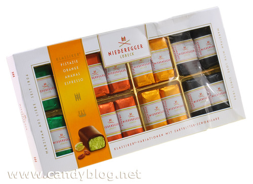 Niederegger Marzipan Mini Loaves | by cybele-