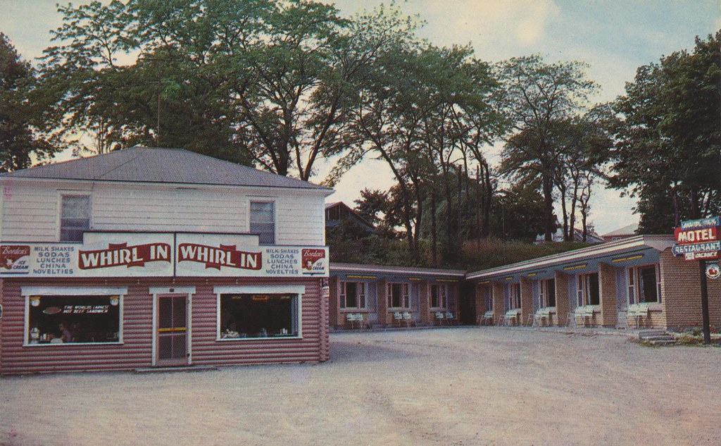 Whirl Inn Motel & Restaurant - Niagara Falls, Ontario
