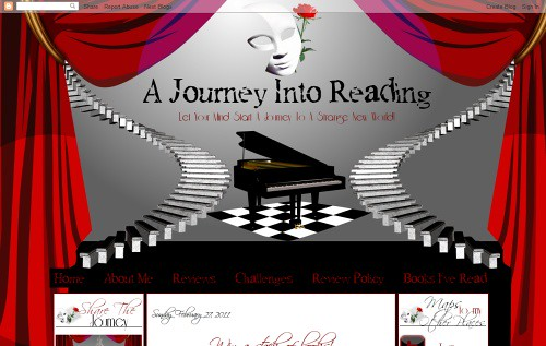 A Journey in Reading | by Blogging Women