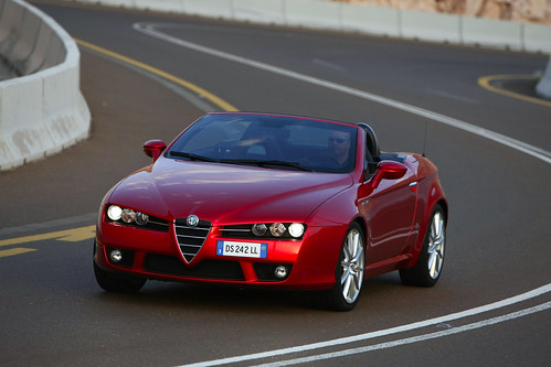 Alfa Romeo Spider | by Alfa Romeo - The official Flickr