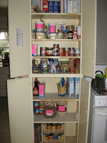 Pantry after- | by becbfun