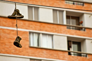 Too Much Walking Shoes Worn Thin | by District of Colombia