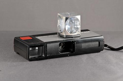 Kodak Pocket Instamatic 20 | This Pocket 20 was a later