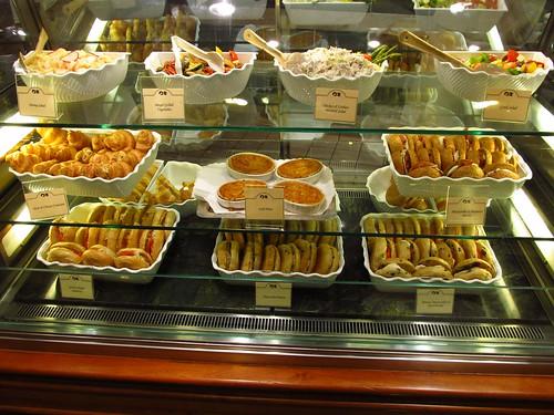 Cafe Royal Menu