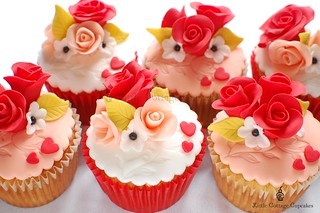 Happy Valentine's Day 2011 | by Little Cottage Cupcakes
