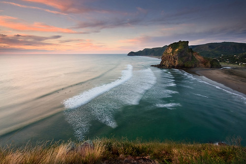 Above Piha | by Chris Gin