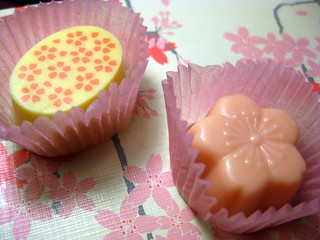 Cherry Blossom chocolates | by ♥ Vanessa ♥