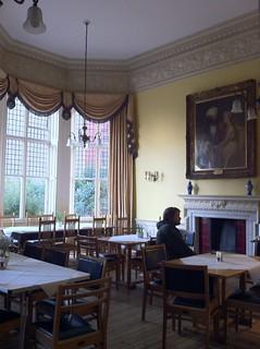 Royal Geographical Society Tea Room