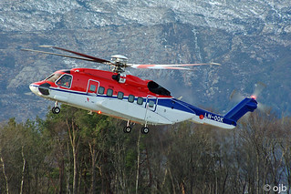 CHC Sikorsky S-92A LN-OQK at ENBR/BGO 12-02-2011 | by Ole Johan Beck