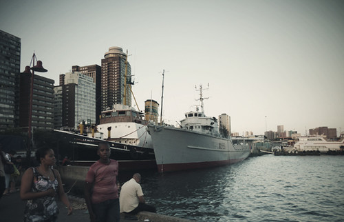 Durban Harbour | by noodlesndoodles