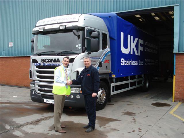 UKF Stainless Ltd