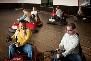 Treehouse whirlyball! | by treehouseagency