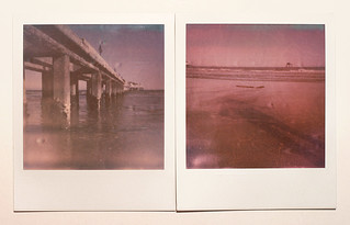Polaroid at the Beach | by pierofix