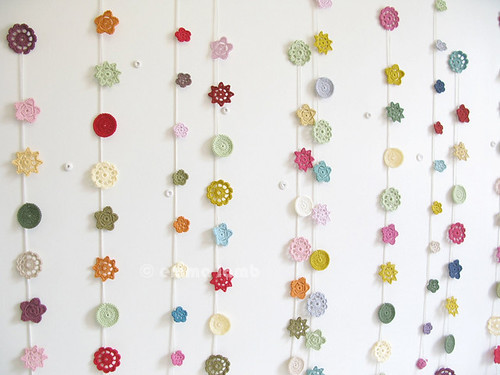 wall flowers | by emma lamb : living in colour