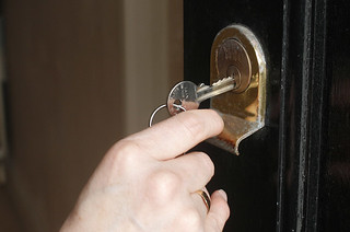 Key to the door | by Alan Cleaver