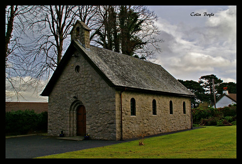 St Colmans Church Tullybrannigan Newcastle County Down