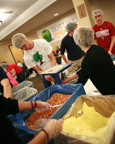 Good Food for All Feb 2011 by Hallie Martin '13 IMG_8878 | by Gustavus Adolphus College