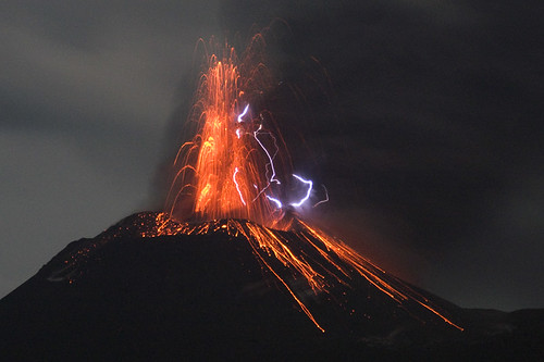 Eruption lightning | by hshdude