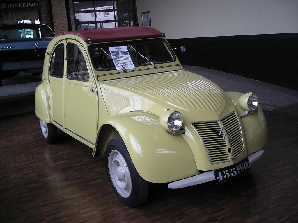 citroen 2cv az 1959