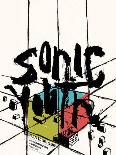 SonicYouthPoster_Comp | by thesonicyouth