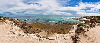 Rye Sorrento Back Beach Panoramic Landscape | by Ben Cad