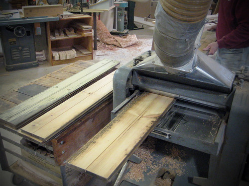 Shop Shot 3/16/11 | by Bradford Woodworking