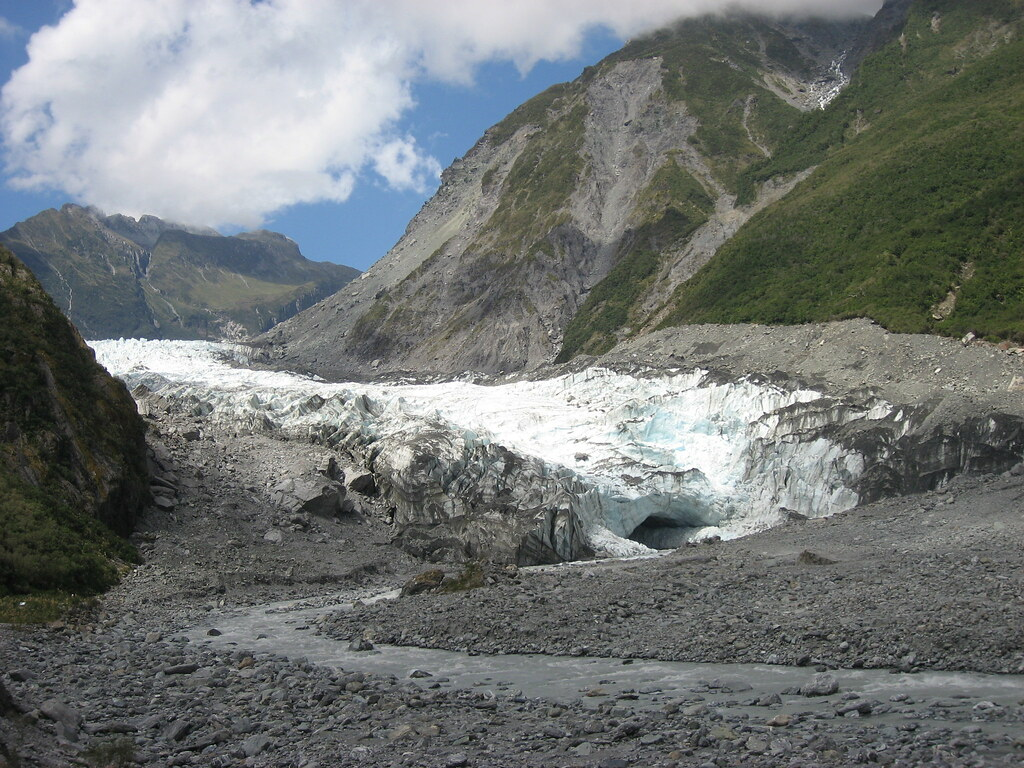 5169 Fox Glacier Terminal Moraine