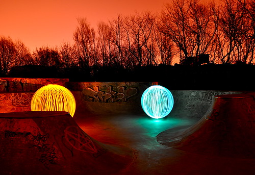 Skater Orbs | by ubiquitous_images