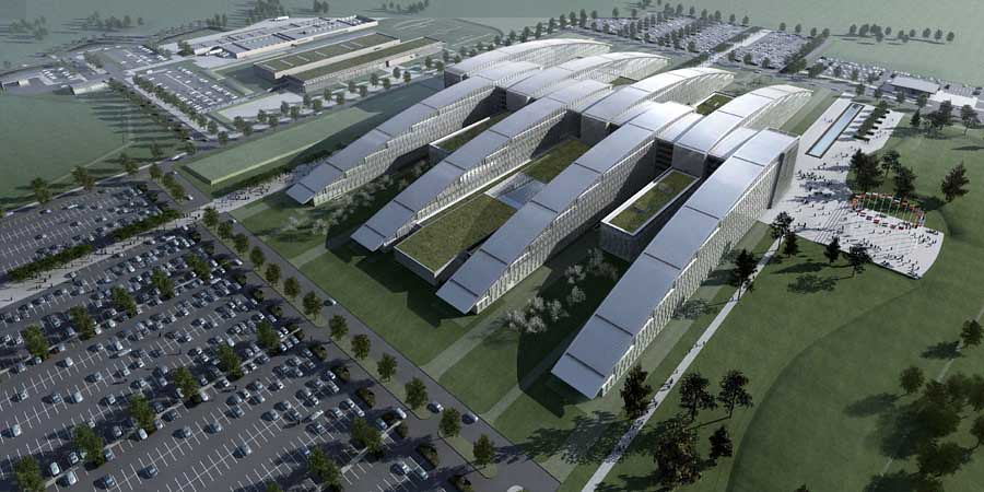 Image result for new nato headquarters