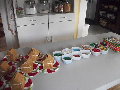 Gingerbread house party activity 2 | by Ram in the Thicket