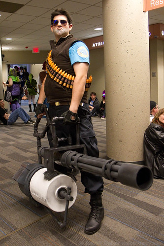 Ohayocon - Team Fortress Gunner | by walkerspace