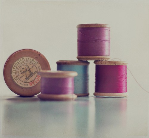vintage thread | by Suzi Marshall