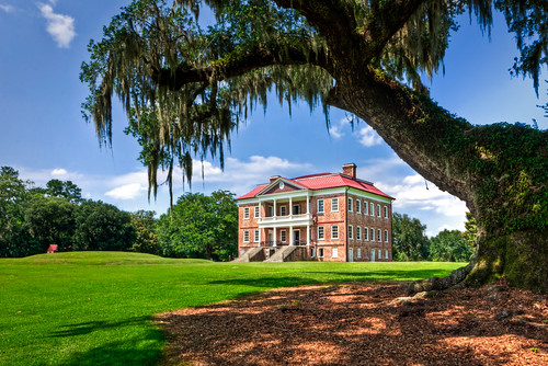 Drayton Hall | by Kay Gaensler