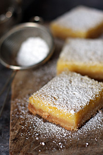lemon bar recipe | by David Lebovitz