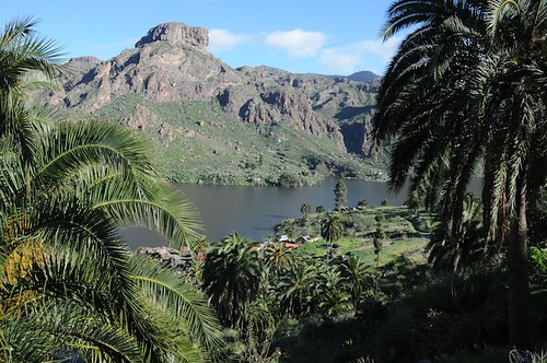 Lake of Soria in the south of Gran Canaria | by Dunas Hotels & Resorts