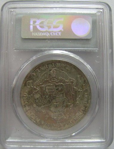 Ebay Counterfeit PCGS AU53 1883 Hawaii Dollar, Certification Number 03954772 | by CoinForgeryEbay