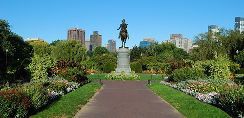 George Washington Statue, Boston Common | by Michael J. Linden