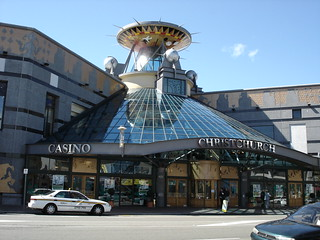 Casino in Christchurch, New Zealand 2006 | by Tina.Ivano