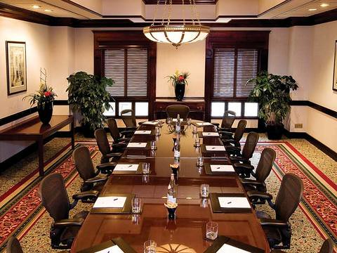 Executive Conference Room - Georgetown University Hotel an… | Flickr