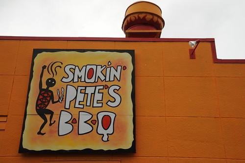 Smokin Pete S Bbq Food Truck Johnson City Tn
